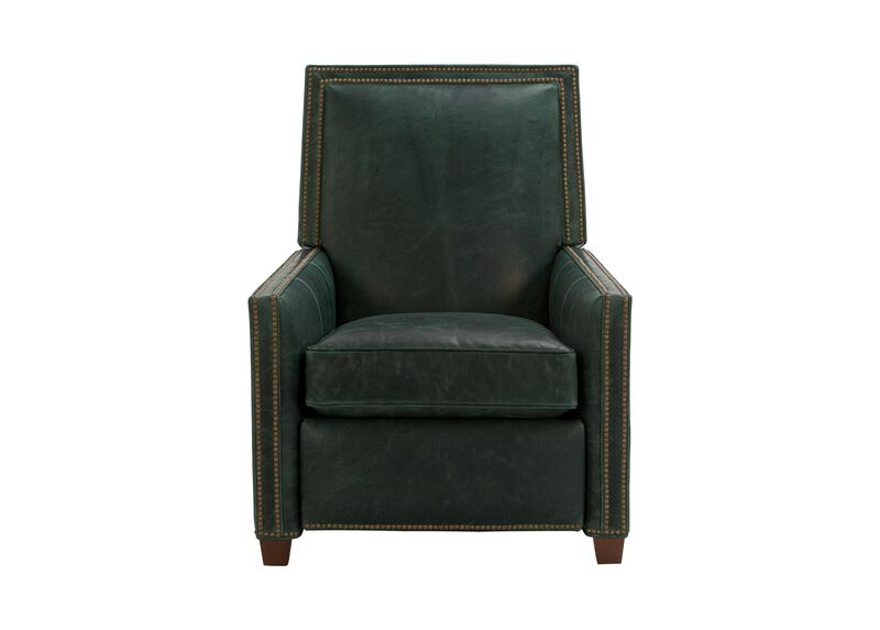 Randall Leather Recliner ,  , large_gray