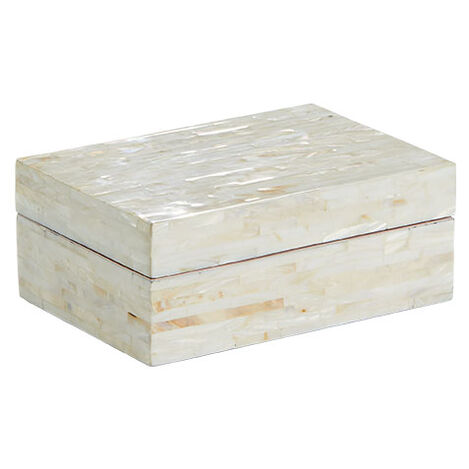 Mother-of-Pearl Box ,  , large