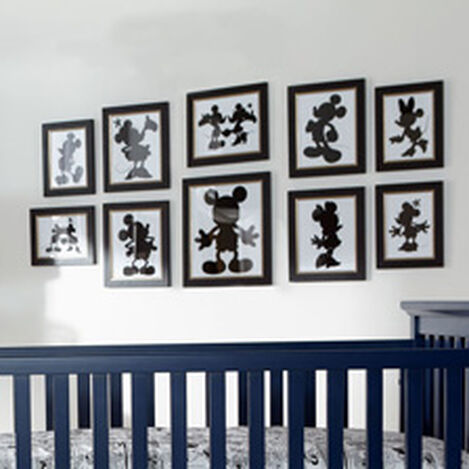Minnie Mouse Silhouette IV ,  , hover_image
