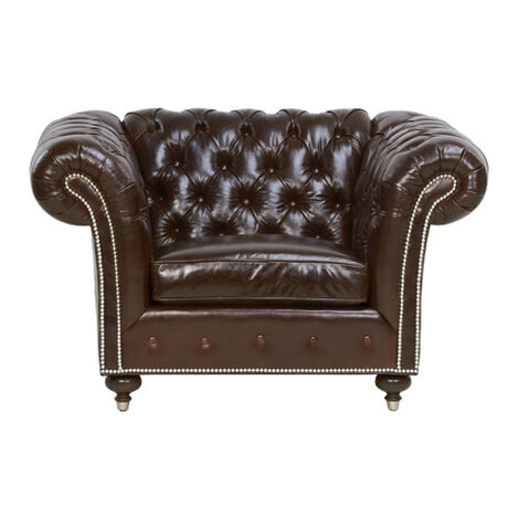 Mansfield Leather Chairs ,  , large