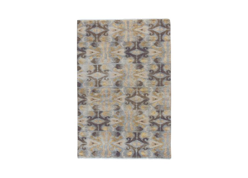 Modern Ikat Rug at Ethan Allen in Ormond Beach, FL | Tuggl