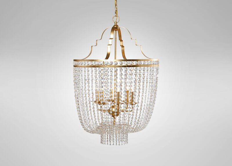 Large Alexa Chandelier ,  , large_gray