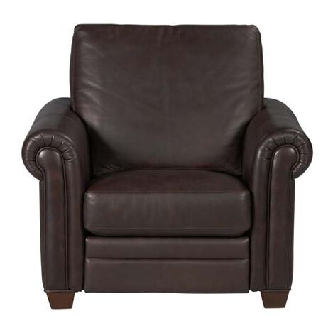 Conor Leather Recliner ,  , large