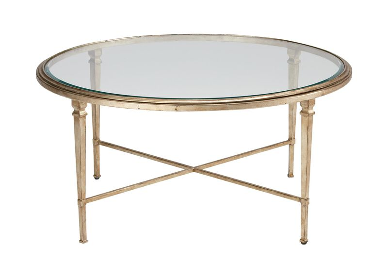 Heron Round Coffee Table ,  , large_gray