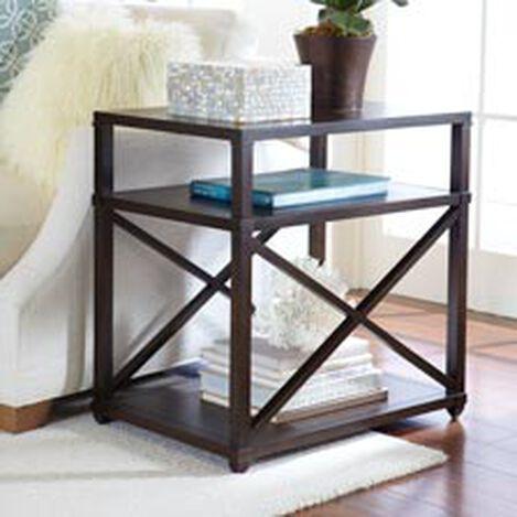 Highland Rectangular End Table ,  , hover_image