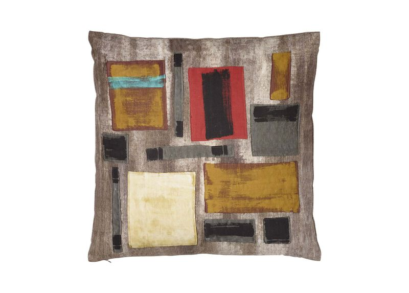 Vector Patch Pillow ,  , large_gray