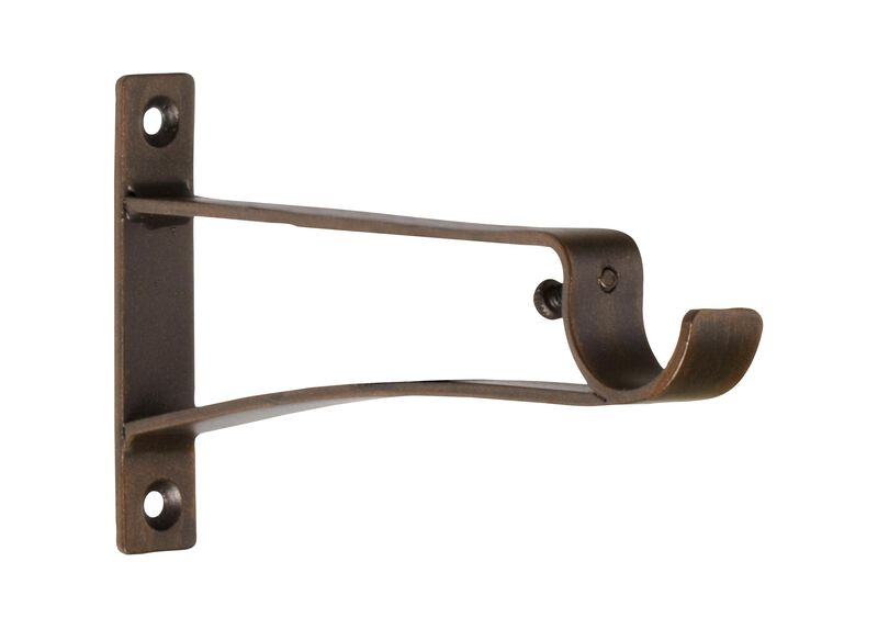 Laurence Single Bracket, Oil-Rubbed Bronze ,  , large_gray