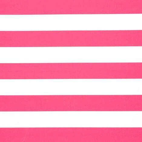 Horizontal Pop Stripe Minnie Pink Fabric ,  , large