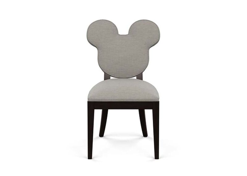 Mickey Mouse Everywhere Chair , Zest Steel (D1053), strie texture , large_gray