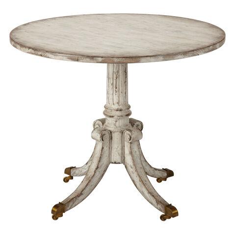 Vienna Round Pedestal Table, ...