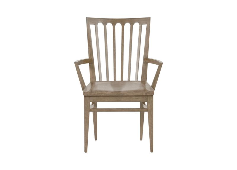 Benham Wood-Seat Armchair ,  , large_gray