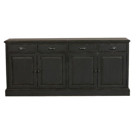 Sayville Buffet Large Quick Shop Storage Display