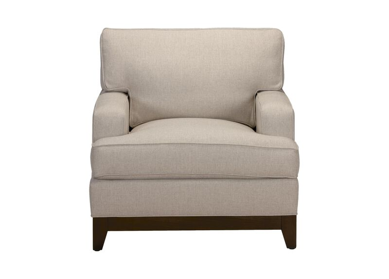 Arcata Chair, Quick Ship , Hailey Oatmeal (Q1033), solid texture , large_gray