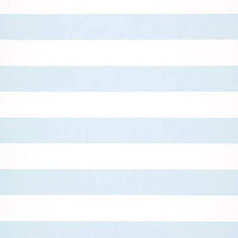 Horizontal Pop Stripe Ice Blue Fabric ,  , large
