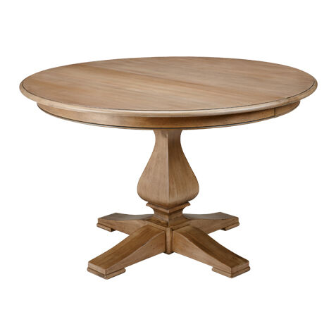 Cameron Round Dining Table , , Large ... Part 57