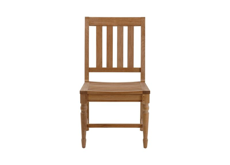 Millbrook Wood-Seat Side Chair at Ethan Allen in Ormond Beach, FL | Tuggl
