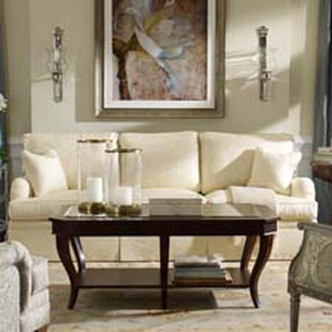 Shop Sofas and Loveseats | Leather Couch | Ethan Allen