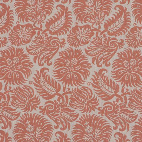 Lottie Coral Fabric ,  , large