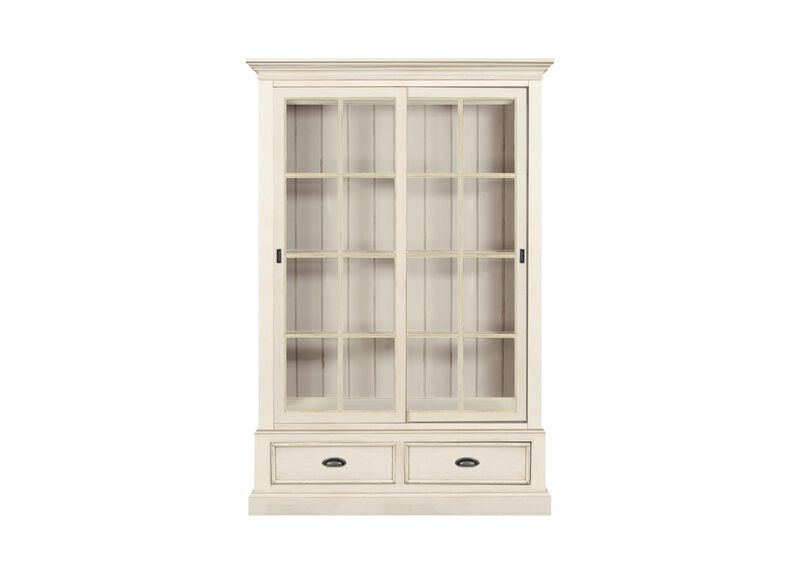 Ridgedale China Cabinet ,  , large_gray