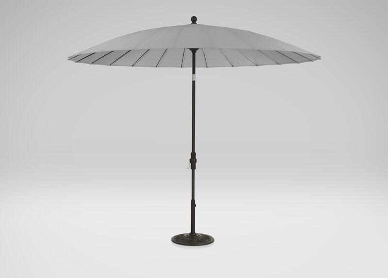 Ash Shanghai Market Umbrella ,  , large_gray
