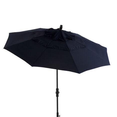 Indigo Round Market Umbrella ,  , large