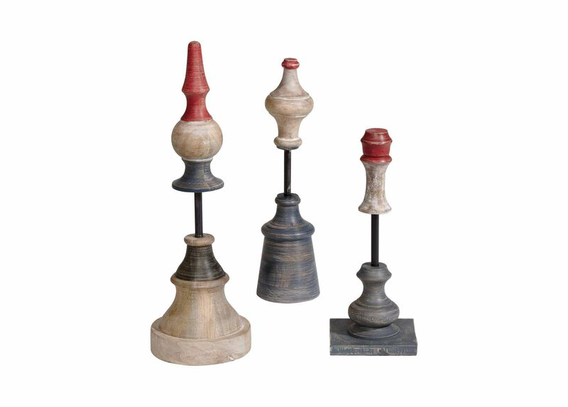 Rowan Wood Finials ,  , large_gray