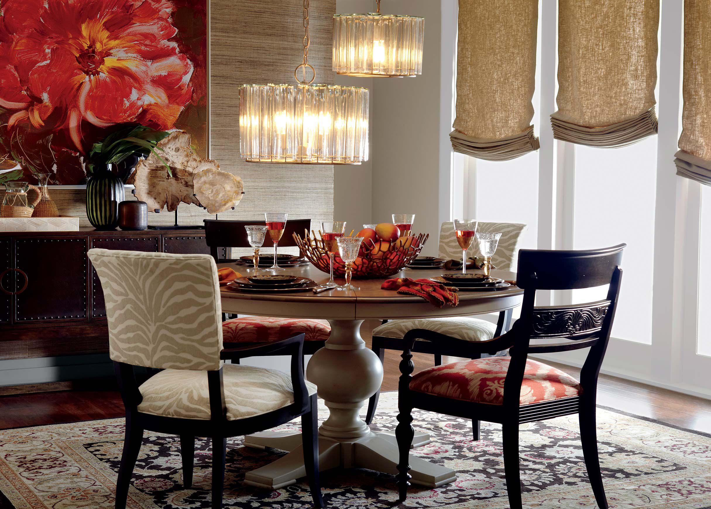 Cooper Round Dining Table , , Alt