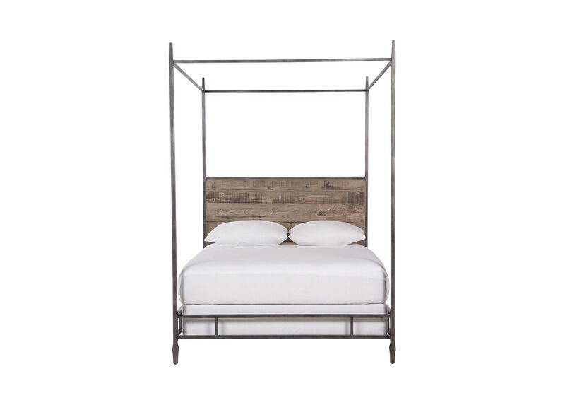 Lincoln Poster Bed ,  , large_gray