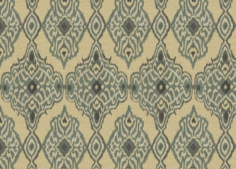 Ajani Mint Fabric by the Yard ,  , large_gray