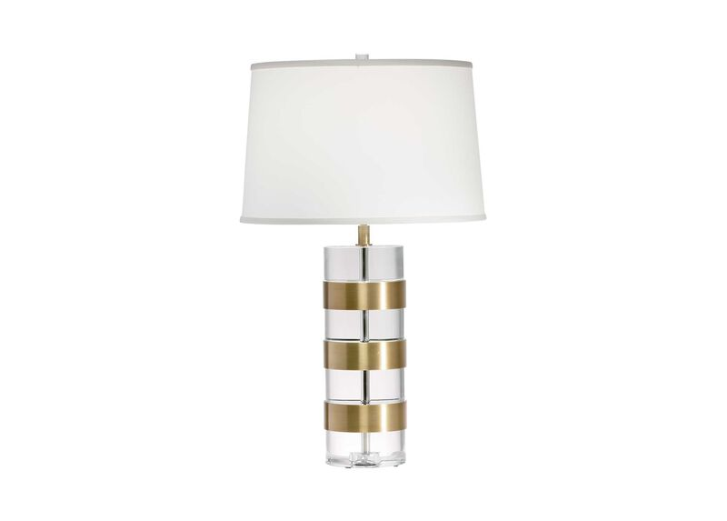 Asher Table Lamp ,  , large_gray