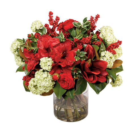 Deluxe Seasonal Arrangement ,  , large
