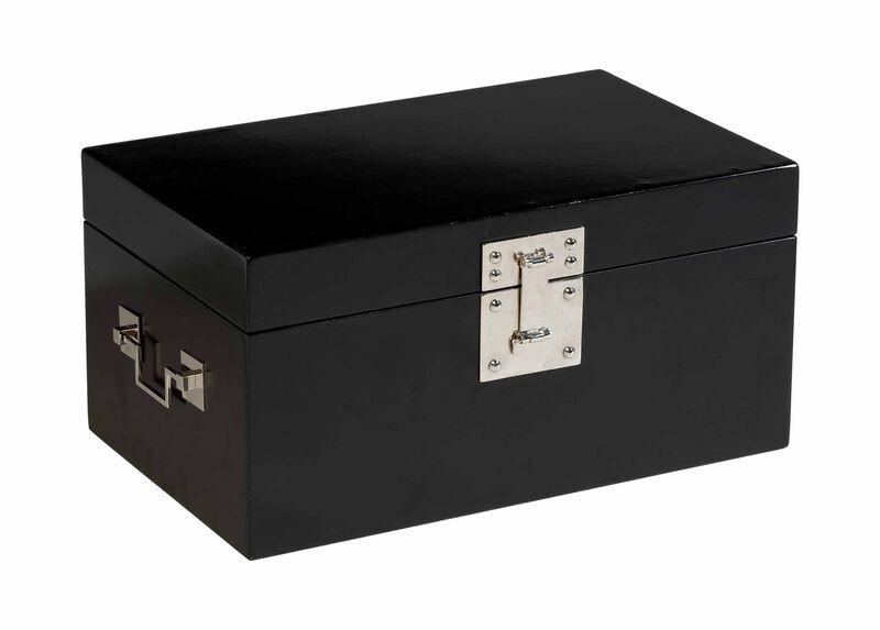 Black Small Canton Box ,  , large_gray