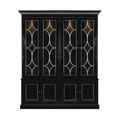 Weston Double Bookcase ,  , large