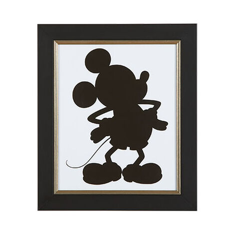 Mickey Mouse Silhouette II ,  , large