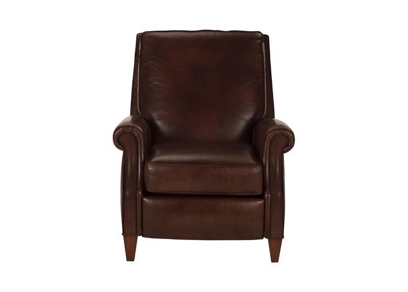 Colburn Leather Recliner ,  , large_gray