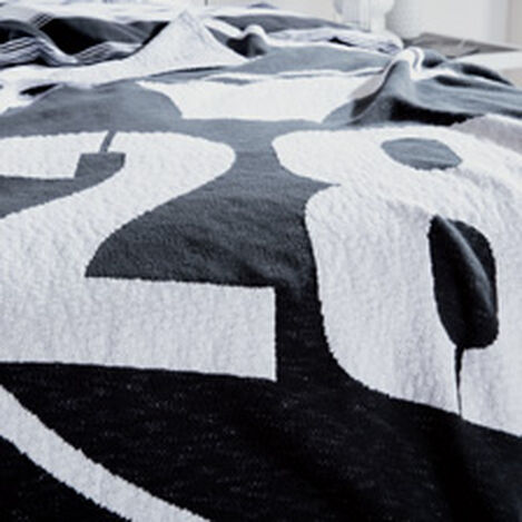 28 Varsity Knit Throw, Mickey's Ears ,  , hover_image
