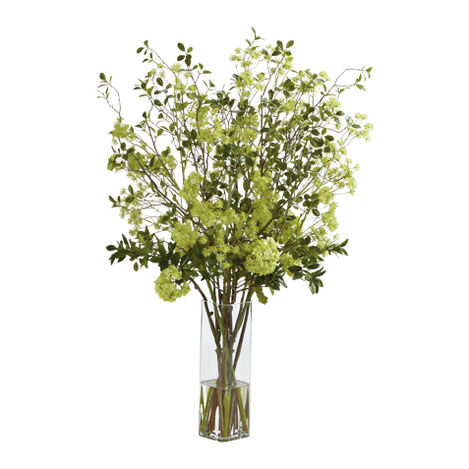 Mixed Greenery Arrangement ,  , large