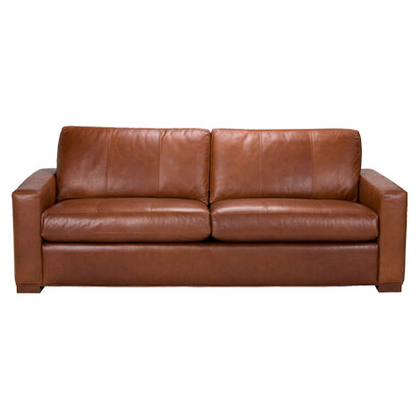 Hudson Leather Sofa ,  , large