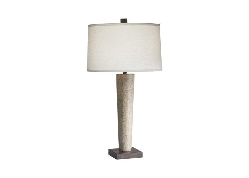 Mila Concrete Table Lamp ,  , large_gray