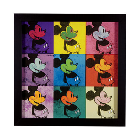 Pop Art Mickey Mouse ,  , large