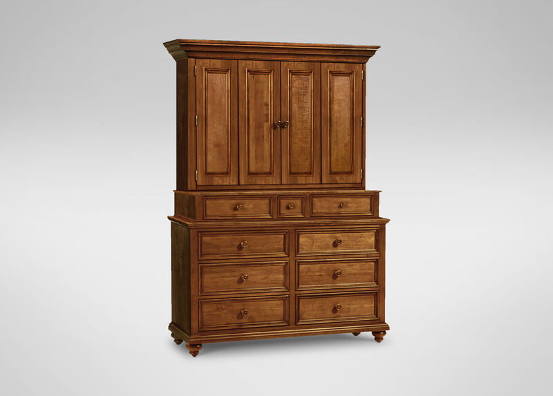Carter Media Dresser ,  , large_gray