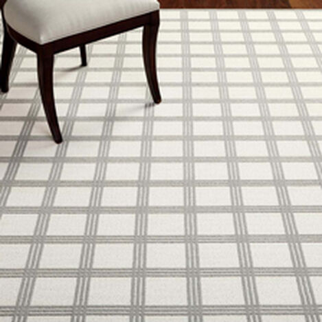 Scottish Block Serged Rug ,  , hover_image