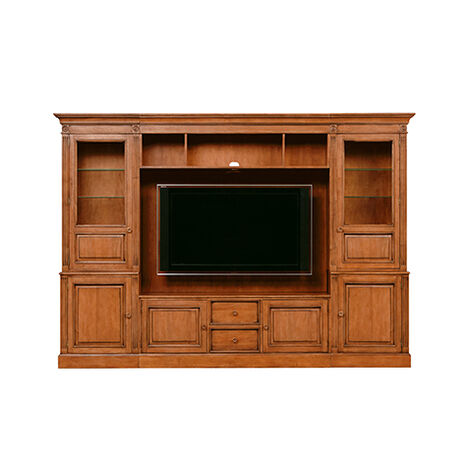 Wagner Glass-Door Media Center ,  , large