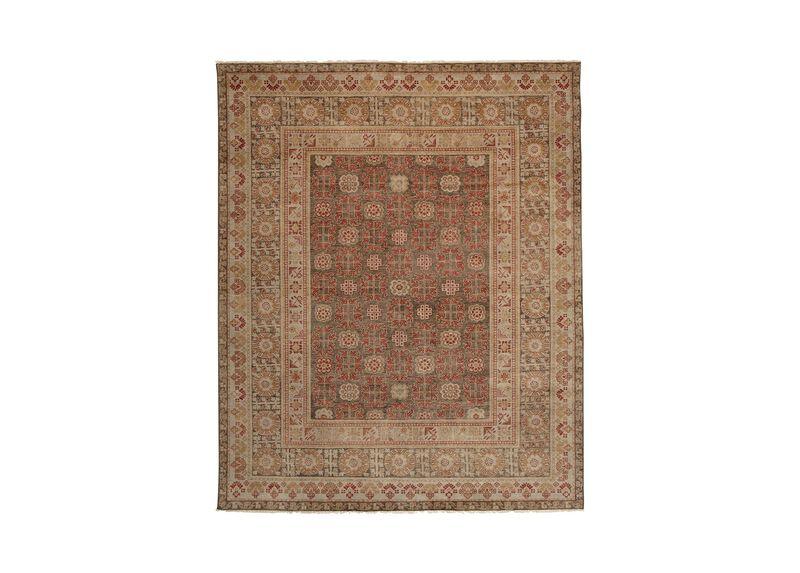 Samarkand Rug, Paprika/Brown ,  , large_gray