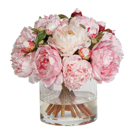 Small Pink Peony Watergarden ,  , large