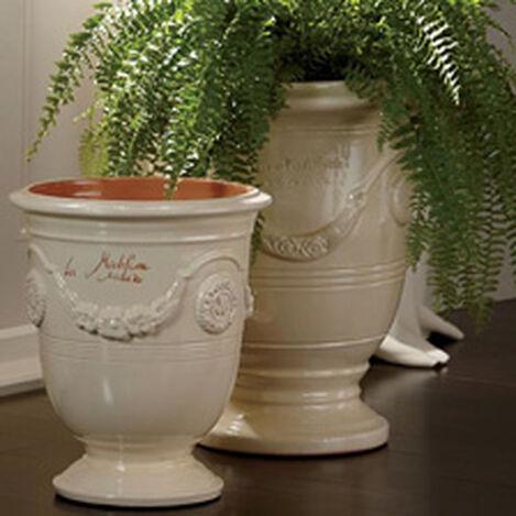 Anduze No.3 Ivory Planter ,  , hover_image