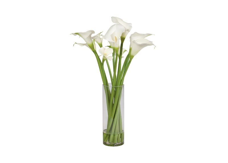 Calla Lily Tall Arrangement ,  , large_gray