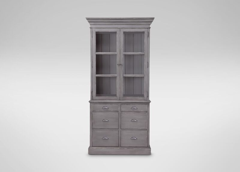 Sayville Double Door File Cabinet ,  , large_gray