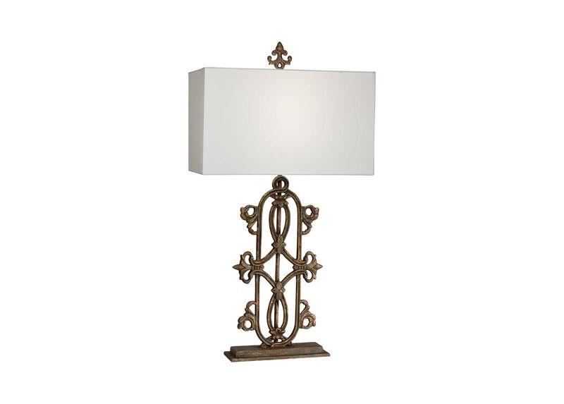 Grace Table Lamp ,  , large_gray
