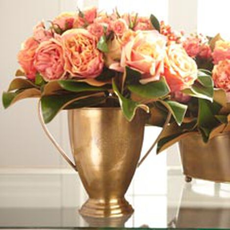 Rose and Magnolia Arrangement ,  , hover_image